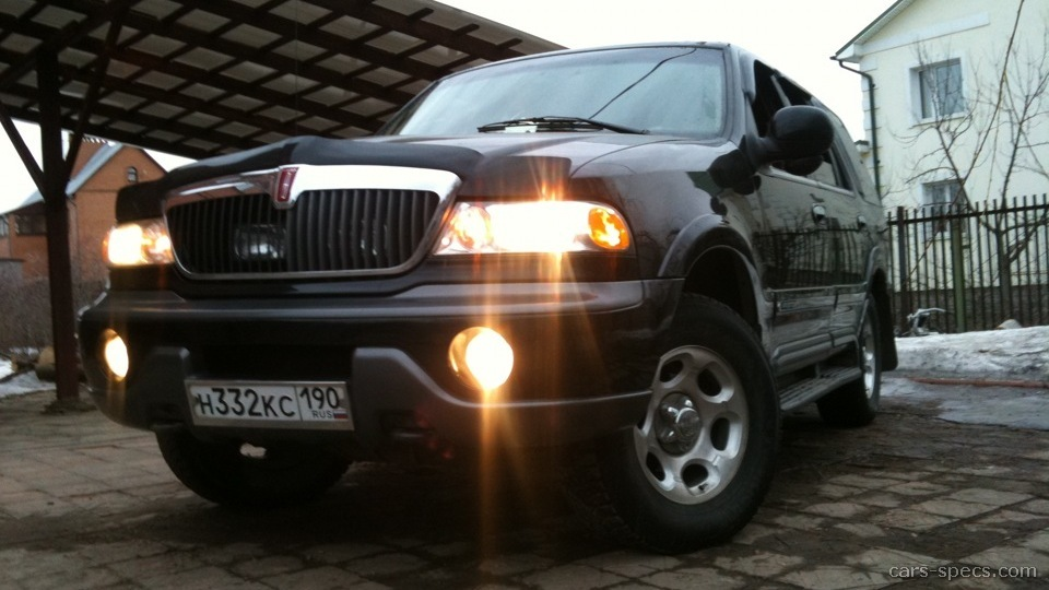 2001 lincoln navigator suv specifications pictures prices. Black Bedroom Furniture Sets. Home Design Ideas