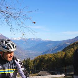 Bike Diana - Trailfahrtechnikkurs mit Tom Öhler, 24.10.15