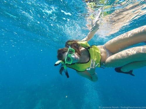 Snorkelling Florida Keys