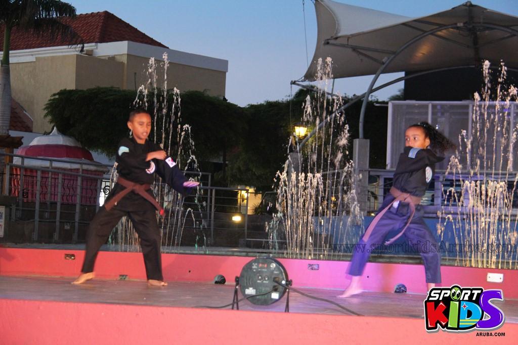 show di nos Reina Infantil di Aruba su carnaval Jaidyleen Tromp den Tang Soo Do - IMG_8613.JPG