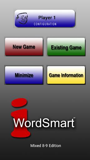 iWordSmart 8-9 Mixed Letter