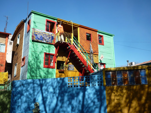 Buenos Aires: quartier de la Boca
