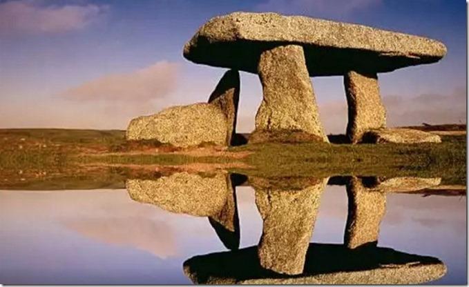 Megalito antigo com mais de 6.000 anos esconde mensagens SECRETAS