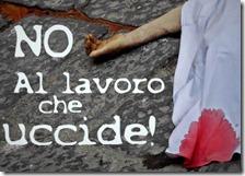 L'emergenza morti bianche in Italia