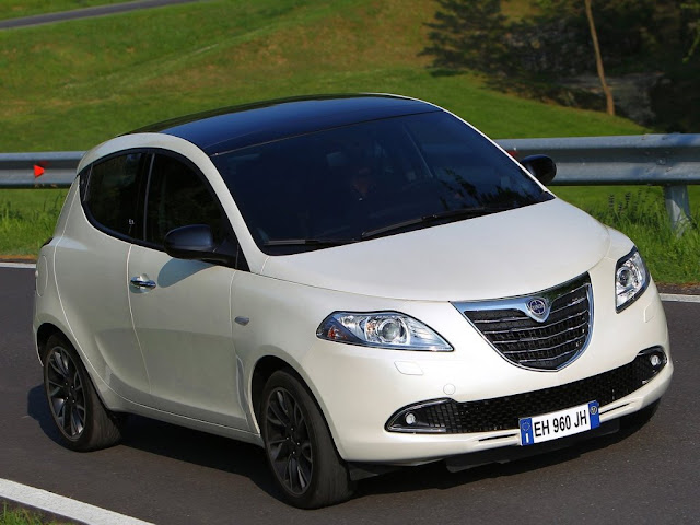 Lancia Ypsilon Natural Power (CNG, LNG, gaz ziemny, metan, biogaz, erdgas)