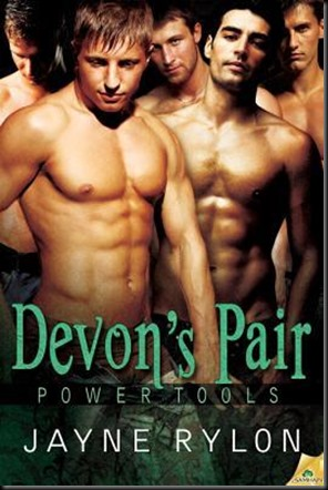 Devon's Pair  (Powertools #4)