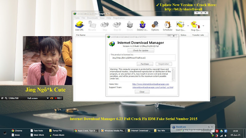 serial number idm 6.10 full version