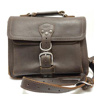 Saddleback Leather Co.  Satchel
