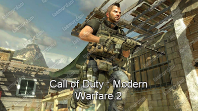 Game PC Perang Call of Duty : Modern Warfare 2 Ringan