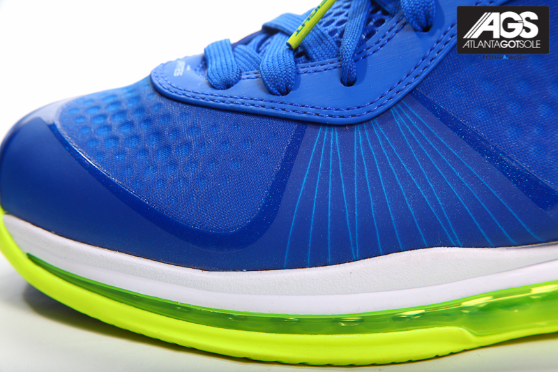 separation shoes 3c9e0 af3ce ... New Detailed Look at Nike LeBron 8 V2 Low 8220Sprite8221 ...