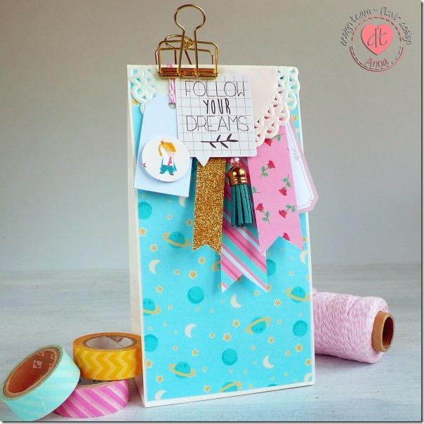 pacchetto regalo per bambini