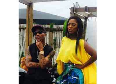 Tiwa Savage tease potential collaboration with Wizkid