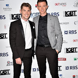OIC - ENTSIMAGES.COM - Kieron Richardson and Carl Hyland at the  British LGBT Awards in London  13th May 2016 Photo Mobis Photos/OIC 0203 174 1069