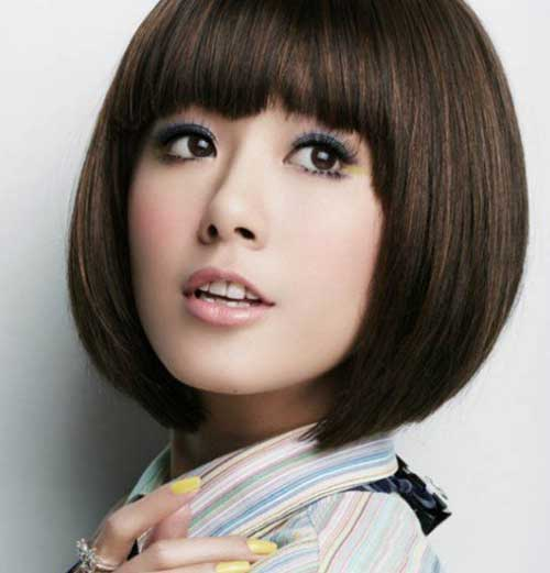 Outstanding Chinese Wavy Bob Hairstyle Picture Fashion Qe Hairstyle Inspiration Daily Dogsangcom