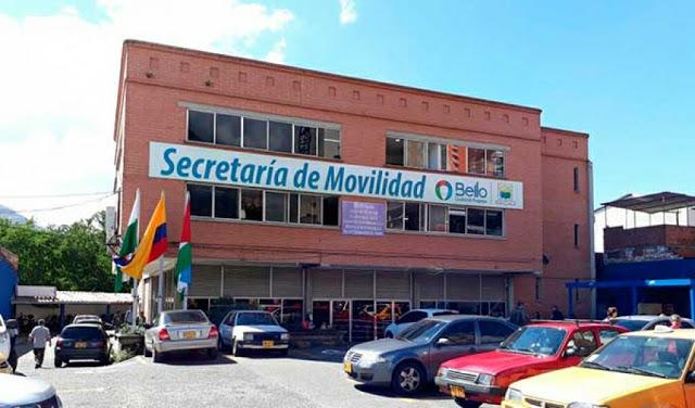 """La Secretaría de Movilidad dispone carril preferencial  """"SOLO BUS"""" en la carrera 48"""