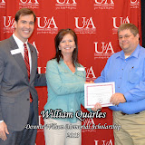 Scholarship Ceremony Spring 2013 - Donnie%2BWilson%2BMemorial%2BScholarship%2B-%2BWilliam%2BQuarles%2Bcopy.jpg