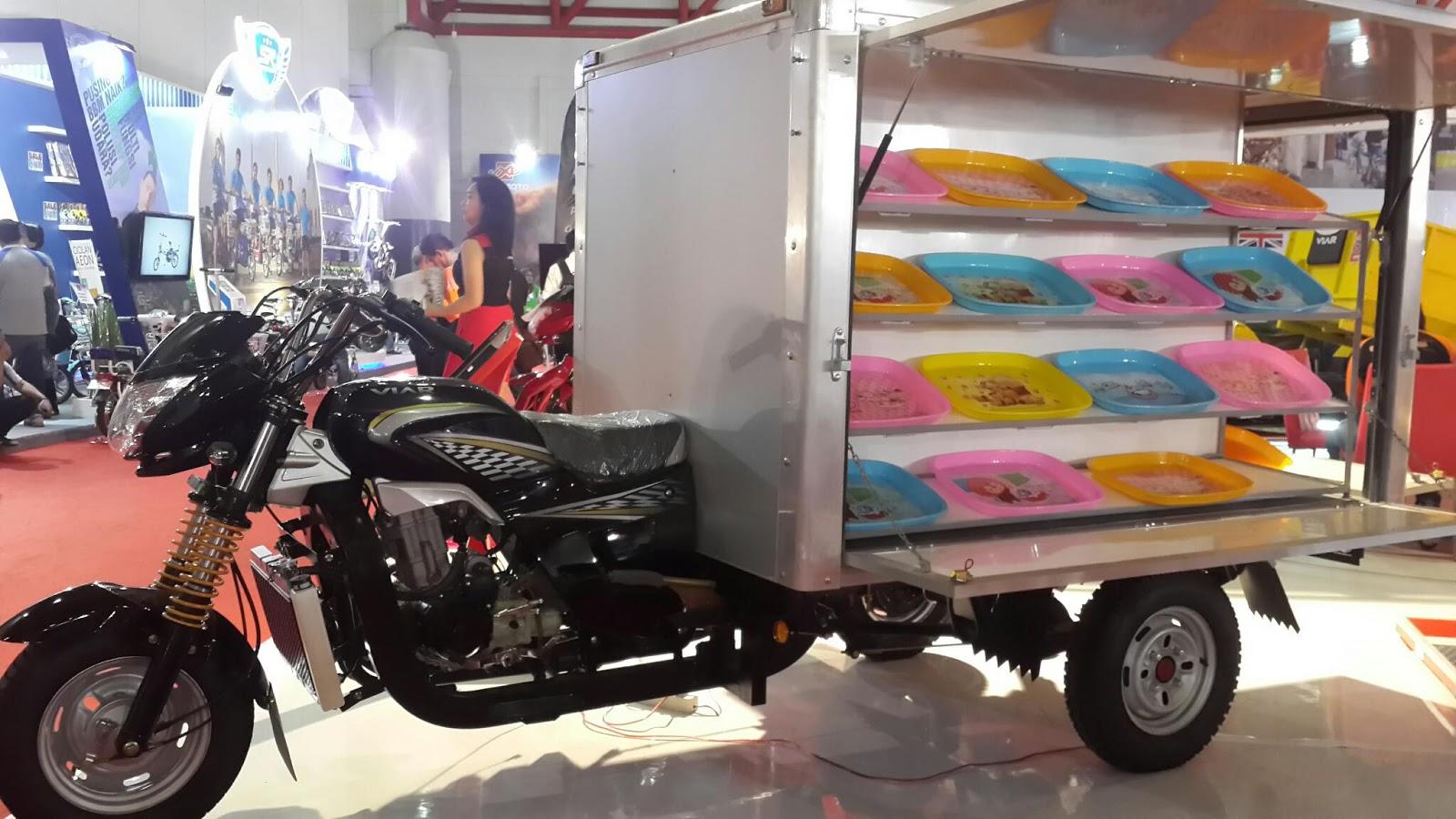 98 Modifikasi Motor Untuk Jualan Terbaru Oneng Motomania Kaisar Triseda Rx 250 Cc Long Box Viar Lovers Juni 2015