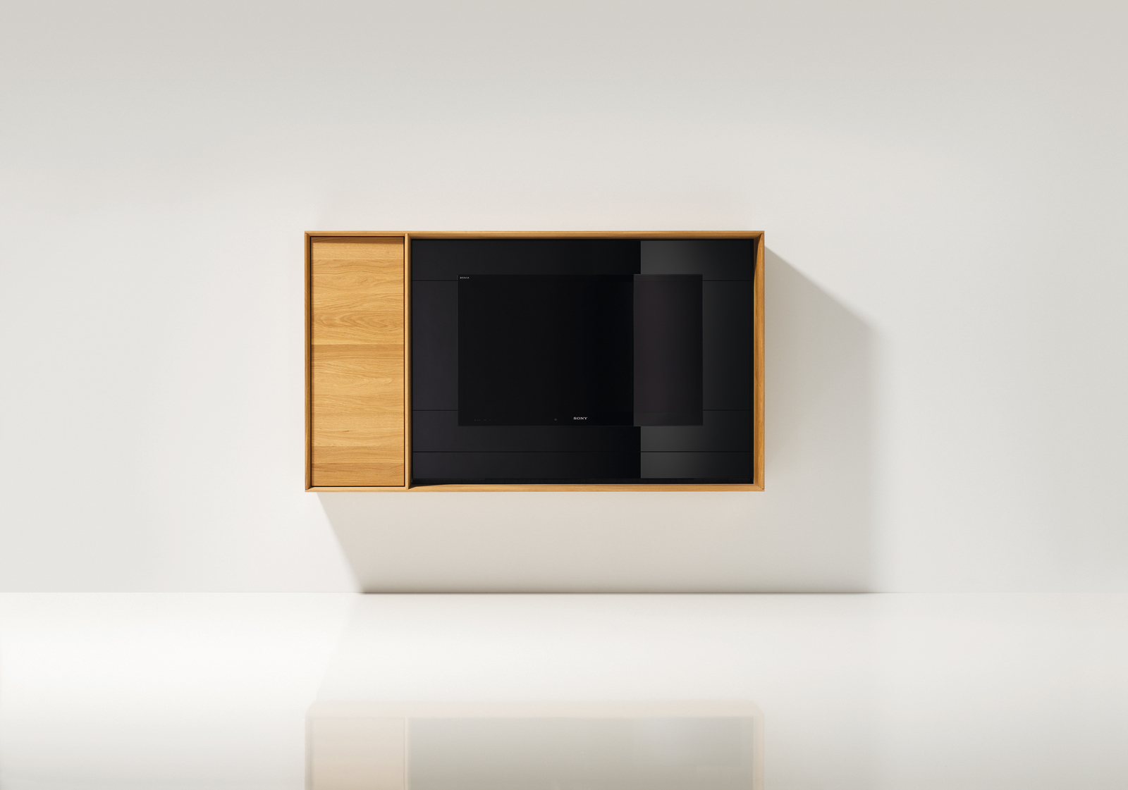 Gesloten Tv Kast : Lux tv kast wandkast noordkaap meubelen