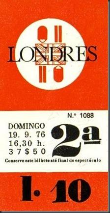 1976 Cinema Londres