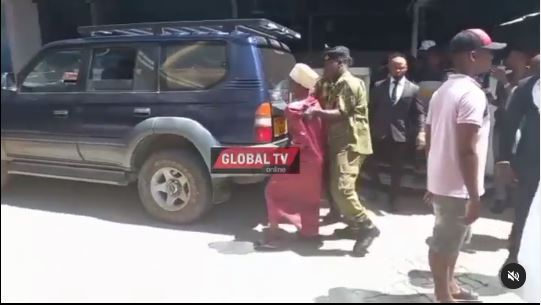 Breaking: Sakata la Mtoto wa Amber Lulu, Harmorapa Akamatwa na Polisi