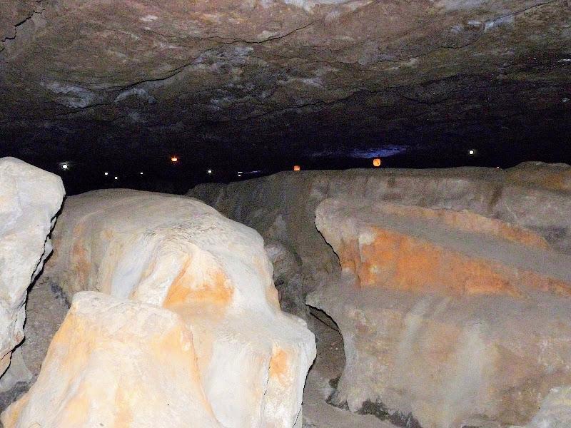 l une des plus grandes grotte en Chine