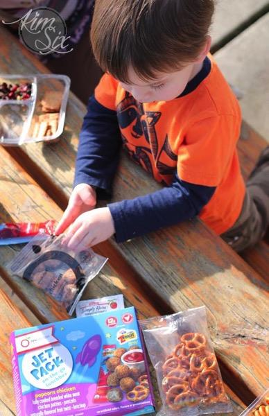 Revolution foods kids lunch