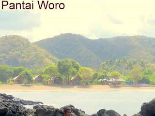 Pantai Woro