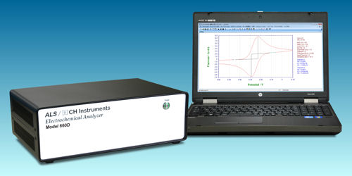 ALSモデル660D 電気化学アナライザー
