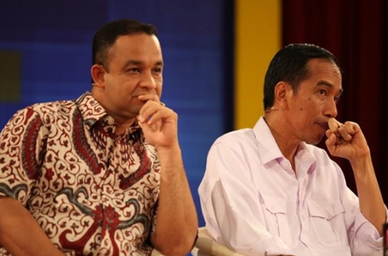 Relawan Ingin Jabatan Jokowi Ditambah Diduga karena Takut Lawan Anies