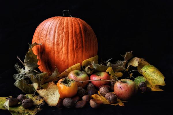 Orange pumpkin  di Bondgirl