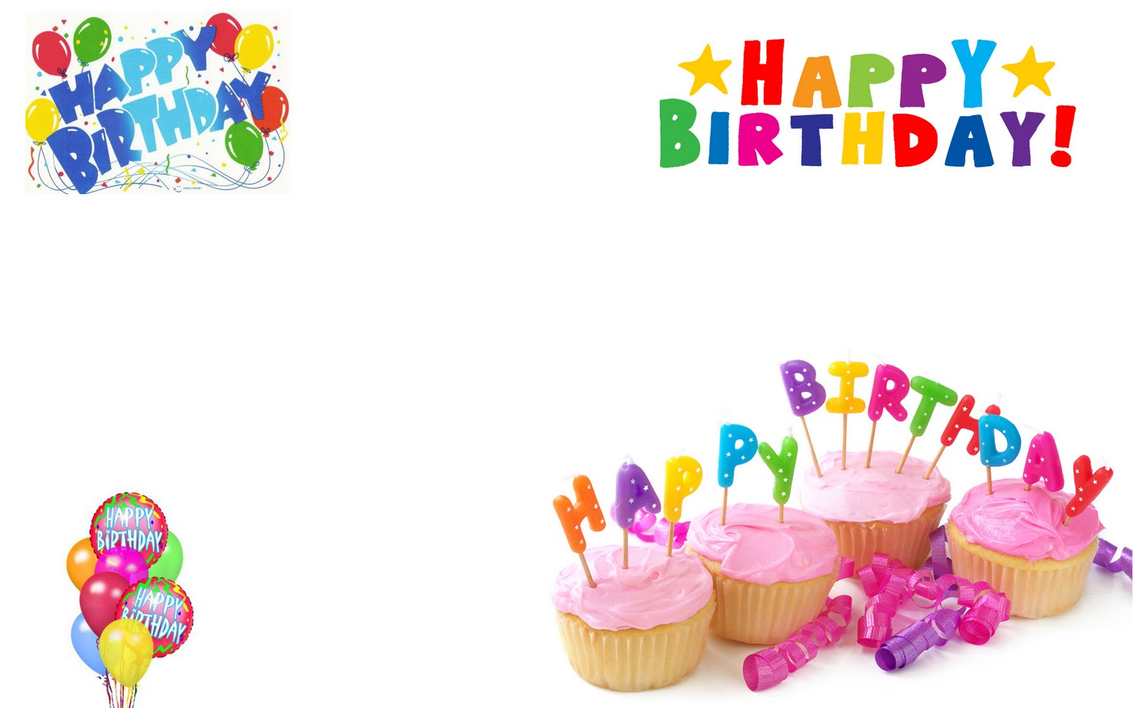 Hd Blank Birthday Background : HD Wallpapers