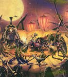 Doom Of Young Monster