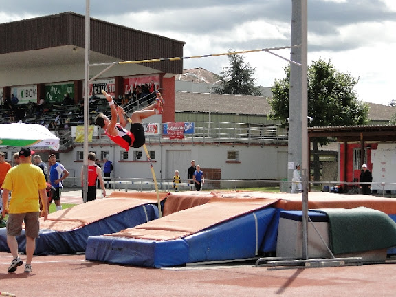 SM Mehrkampf in Payerne