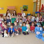 Medvídkova nemocnice 3.3. 2015 2. třída