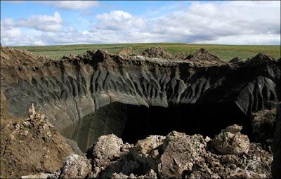 lokasi gres yang belum rilis menciptakan pemain berspekulasi akan apa yang akan ditambahkan ol Last Day on Earth Theory - Rahasia Tersembunyi Giant Crater