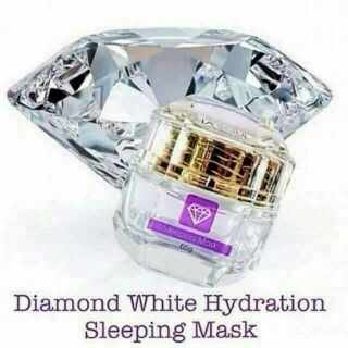 LA' SOUL DIAMOND WHITE HYDRATION SLEEPING MASK 2