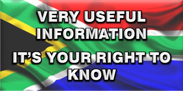 Its your right to Know