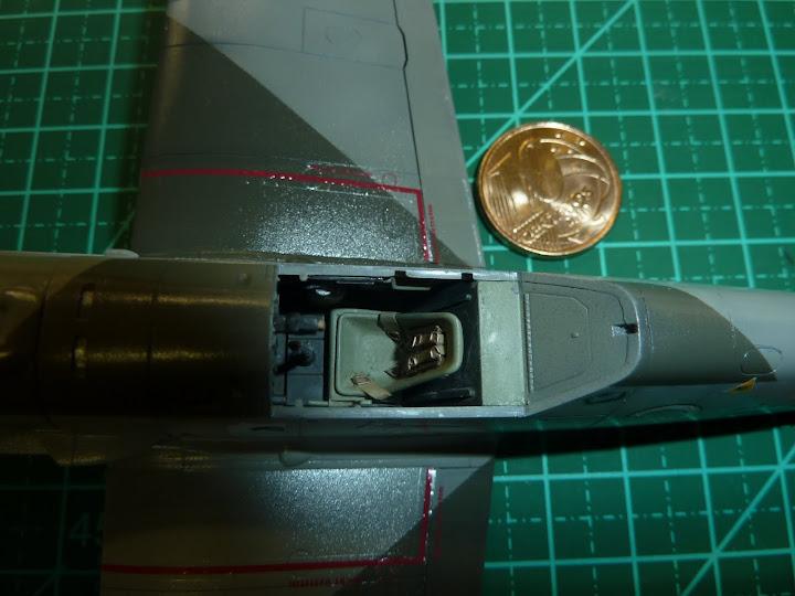 Bf-109 E-3 Tamiya 1/48 - Reforma pintura P1020502