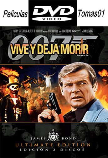 007 (8): Vive y deja morir (1973) DVDRip