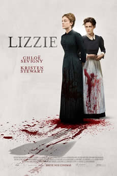Capa Lizzie (2019) Dublado Torrent