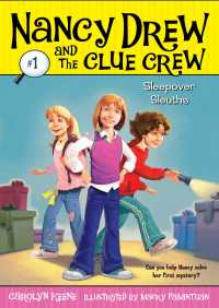 Sleepover Sleuths By Carolyn Keene