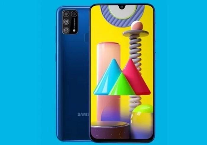 Samsung M31 Maroc