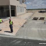 Visita oficial asfaltado y ritmo de obras 12/06/12