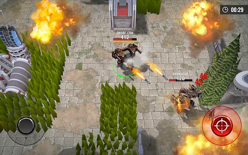 Robots Battle Arena screenshot 12