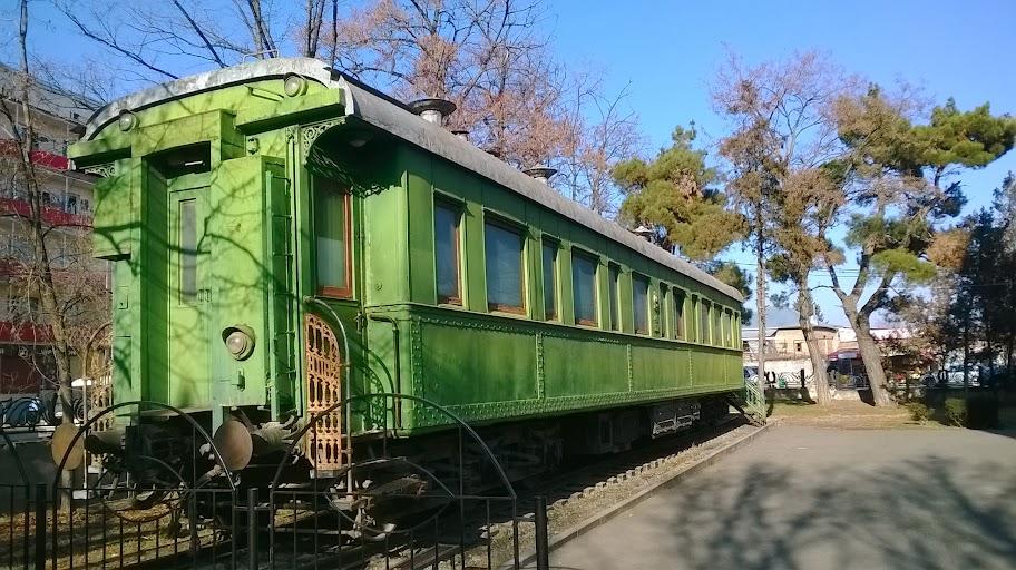 Wagon Stalina