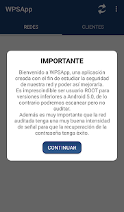 WPSApp Screenshot