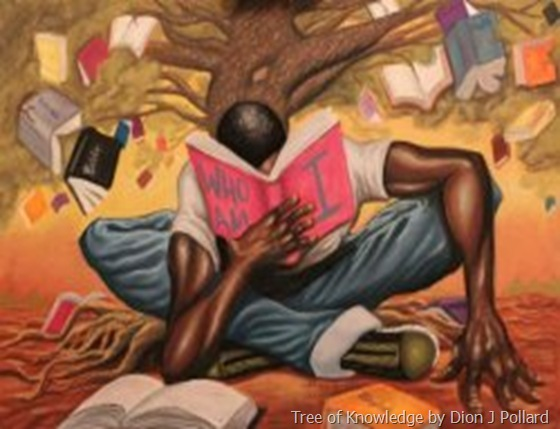 Tree of Knowledge by Dion J Pollard