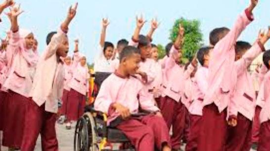 Begini Kata Puan Maharani Soal Sekolah Inklusi untuk Anak Berkebutuhan Khusus
