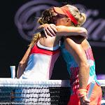 Annika Beck, Angelique Kerber - 2016 Australian Open -DSC_7146-2.jpg