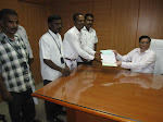 Nomination filing - Gopalsamy - Tiruppur